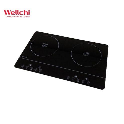 Bếp từ đôi Wellchi KRI-3000p