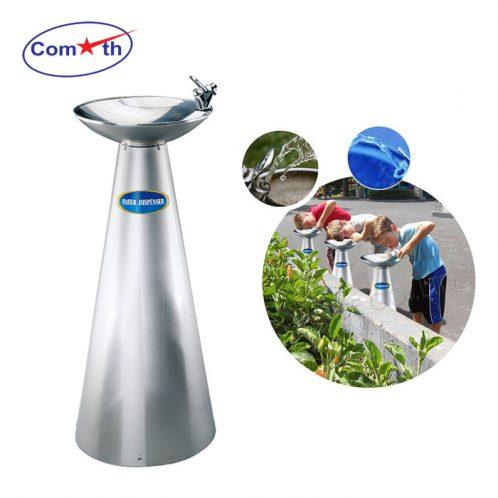 Máy lọc nước công cộng bồn trụ đứng có vòi lười Comath CM-3014