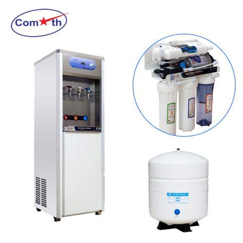 Máy lọc nước RO 3 vòi nóng lạnh ấm GF-6013