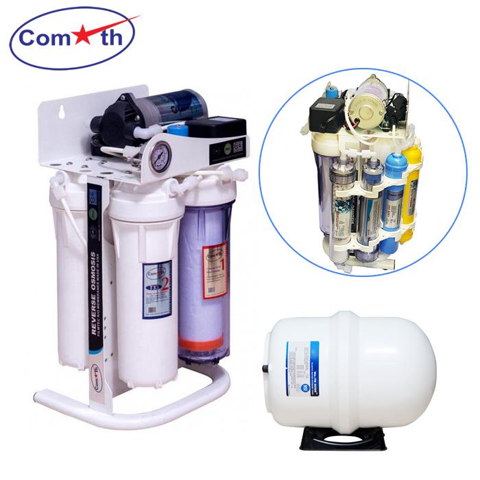 Máy lọc nước RO Comath CM3G-9 chân quỳ để tủ bếp (9 cấp lọc)